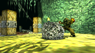 Turok 2 Seeds of Evil Enemies - Endtrail - Dinosoid (32)