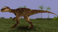 Turok Dinosaur Hunter Enemies - Raptor (3)