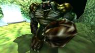 Turok 2 Seeds of Evil Enemies - War Club - Purr-Linn (2)