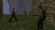Turok Dinosaur Hunter - Enemies - Poacher - 070
