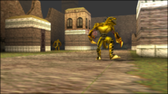 Turok 2 Seeds of Evil Enemies - Dinosoid Raptoid (10)