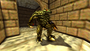 Turok 2 Seeds of Evil Enemies - Endtrail - Dinosoid (13)