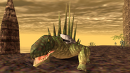 Turok Dinosaur Hunter Enemies - Dimetrodon Mech (18)