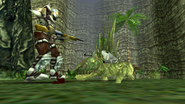 Turok Dinosaur Hunter Enemies - Dimetrodon Mech (37)