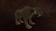 Turok Evolution Wildlife - Saber-Toothed Cat (5)