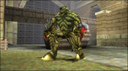 Turok 2 Seeds of Evil Enemies - Dinosoid Endtrail (21)