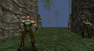 Turok Dinosaur Hunter - Enemies - Poacher - 068