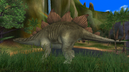 Turok Evolution Wildlife - Stegosaurus