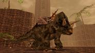 Turok Dinosaur Hunter Enemies - Triceratops (33)