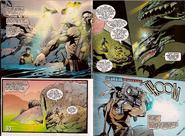 Turok Dinosaur Hunter Comic - Acclaim - Turok Way of the Warrior an adventure of TUROK (1)
