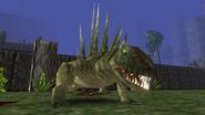 Turok Dinosaur Hunter Enemies - Dimetrodon (16)