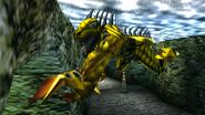 Turok 2 Seeds of Evil Enemies - Raptoid - Dinosoid (49)
