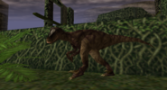 Turok Dinosaur Hunter - Enemies - Raptor - 074