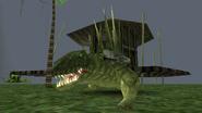 Turok Dinosaur Hunter Enemies - Dimetrodon Mech (8)