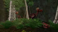 Turok Evolution Levels - Dinosaur Grave (3)