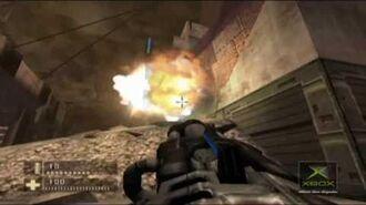 Turok Evolution - E3 2002 Footage (Original Xbox Magazine)