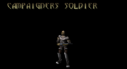 Campaigner Soldier's (8)
