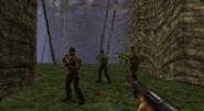 Turok Dinosaur Hunter - Enemies - Poachers