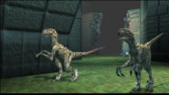 Turok 2 Seeds of Evil Enemies - Raptor (5)