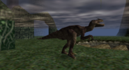 Turok Dinosaur Hunter - Enemies - Raptor - 066