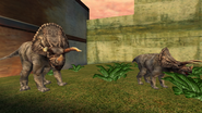 Turok Evolution Triceratops (4)