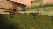 Turok Evolution Wildlife - Utahraptor (23)