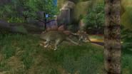 Turok Evolution Wildlife - Stegosaurus (1)