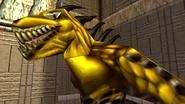 Turok 2 Seeds of Evil Enemies - Raptoid - Dinosoid (41)