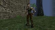 Turok Dinosaur Hunter - Enemies - Poacher - 069