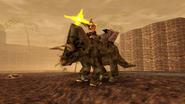 Turok Dinosaur Hunter Enemies - Triceratops (35)