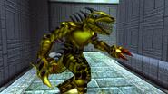 Turok 2 Seeds of Evil Enemies - Raptoid - Dinosoid (34)