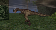 Turok Dinosaur Hunter - Enemies - Raptor - 065