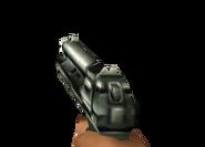 Turok Dinosaur Hunter - Pistol Weapon Render