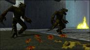 Turok 2 Seeds of Evil Enemies - Dinosoid Raptoid (15)
