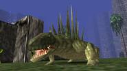 Turok Dinosaur Hunter Enemies - Dimetrodon (14)
