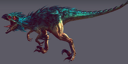 Turok 2 (cancelled) - Jungle Utahraptor - Infobox