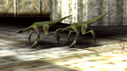Turok 2 Seeds of Evil Enemies - Compsognathus - Dinosaurs (2)