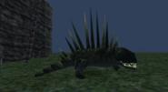Turok Dinosaur Hunter - Enemies - Dimetrodon - 003