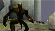 Turok 2 Seeds of Evil Enemies - Dinosoid Raptoid (24)