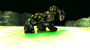 Turok 2 Seeds of Evil Enemies - War Club - Purr-Linn (9)