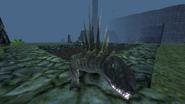 Turok Dinosaur Hunter Enemies - Dimetrodon (4)