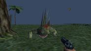 Turok Dinosaur Hunter Weapons Pistol (5)
