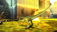 Turok 2 Seeds of Evil Enemies - Compsognathus - Dinosaurs (12)
