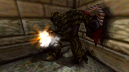 Turok 2 Seeds of Evil Enemies - Endtrail - Dinosoid (2)