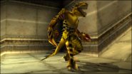 Turok 2 Seeds of Evil Enemies - Dinosoid Raptoid (2)