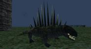 Turok Dinosaur Hunter - Enemies - Dimetrodon - 004