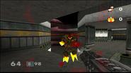 Turok Rage Wars Weapons - Mini-Gun (3)