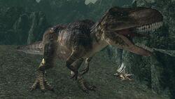 Giganotosaurus - Infobox