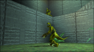 Turok 2 Seeds of Evil Enemies - Dinosoid Raptoid (3)