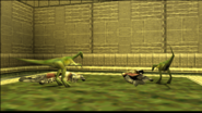 Turok 2 Seeds of Evil Enemies - Compsognathus (7)